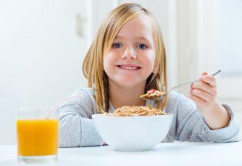 Νο 25 Πρωινό γεύμα-παιδιά